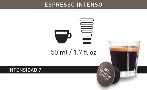 Intensidad Dolce Gusto Intenso