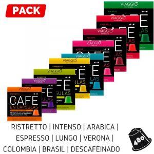 Pack 480 Nespresso