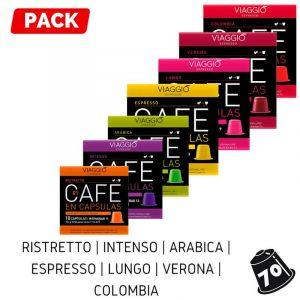 Pack 70 Nespresso