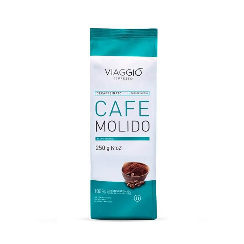 Café Molido Descafeinado
