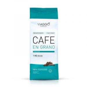Café en Grano Descafeinado