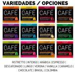 Variedades Nespresso